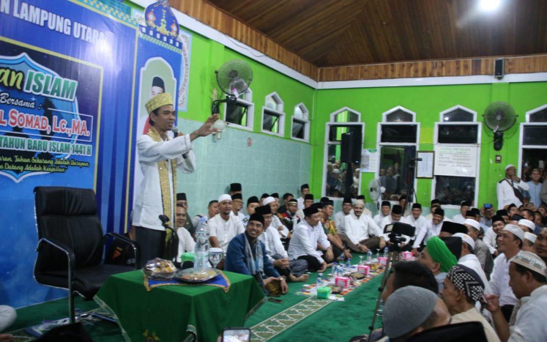 Ceramah Ustadz Abdul Somad Lc Ma